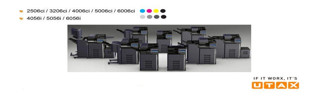 Renkli Fotokopi Makinesi Kiralama